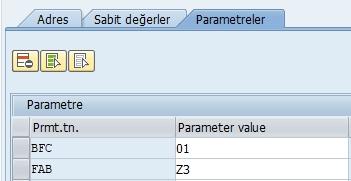 BFC-FAB parametresi