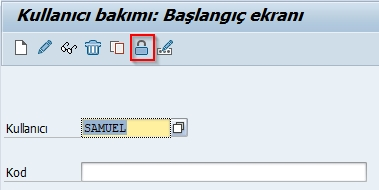 kullanıcı blokajı