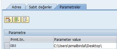 GR8 parametresi